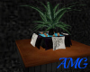 [A] Seating w/ plant