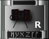 Corset Bracelet Black R