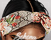 ṩ|GG Floral Headband