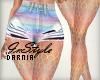 D| Pastel Shorts - RLS