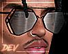 !D Asteri Glasses Silver