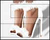 I│Fluffly Heels White