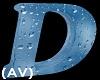 (AV) Letter D Seat