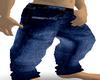 305 Dark Blue Jeans