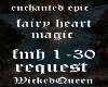 WQ!Fairy heart magic-FHM