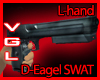 D-Eagel SWAT Left Hand