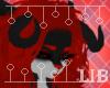 'L' Akira Horns