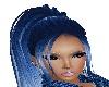 Nishka Blue White