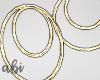 *abi*Gold Earrings/ Hoop