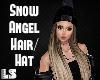 Snow Angel Hair/Hat