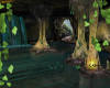 Emerald Cave Dwelling