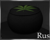 Rus Weed Footstool