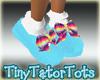 Striped Doll Shoes V2