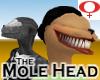 Mole Head -Female v1a