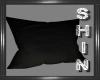 Simple Black Pillow