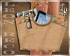 {L} Bag Colored Sand
