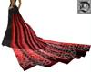 Vampire wedding dress+tr
