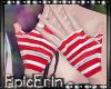 [E]*CandyCane Gloves*
