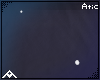 """| Moon | Float stars"