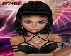 Marie Black Silk