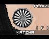 .K Warped Plugs |F