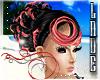 #2RU Curls Updo Fusion