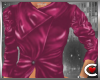 *SC-Leather Jacket Pink