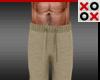 Khaki Sweatpants