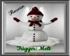 Snowman-Trigger: Melt