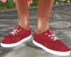 TF* Red Tennies