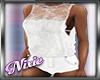 NIX~Summer Elegant White
