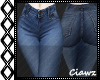 ☪ RLL Dark Blue Jean