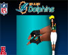 Dolphins Men RiderGloves