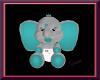 Boho Butterfly Elephant