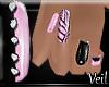 V| Valentine Nails