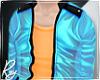 Cyan Celebrity Jacket II
