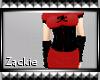 red geisha dress