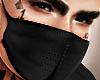 Ski Mask Cover BLACK