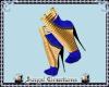 Alethelia Heels Blue