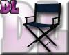 DL: Camper's Chair Blue