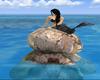 Mermaid Pose Stone