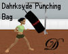 Dahrksyde Punching Bag