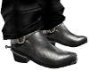 Grey Cowboy Boots
