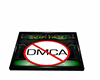 Stop false DMCA Poster