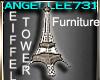 EIFFEL TOWER -SIZEABLE