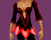 [SD] Elven Top Red