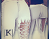 bm White ripped Jeans❤