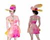 Dress ( TENG ) Colourful