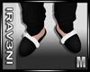 [R] Black Slippers V2 M