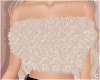 !© Fur Top Beige